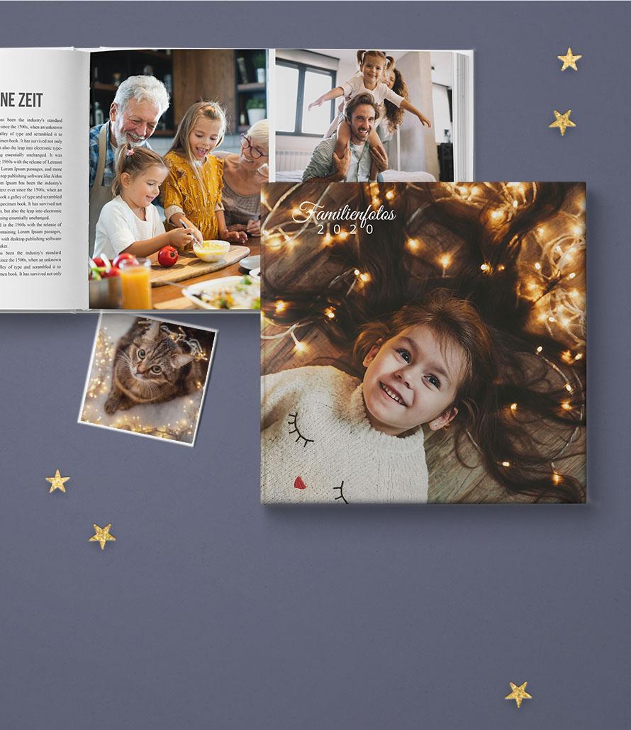 Weihnachten - Fotobuch
